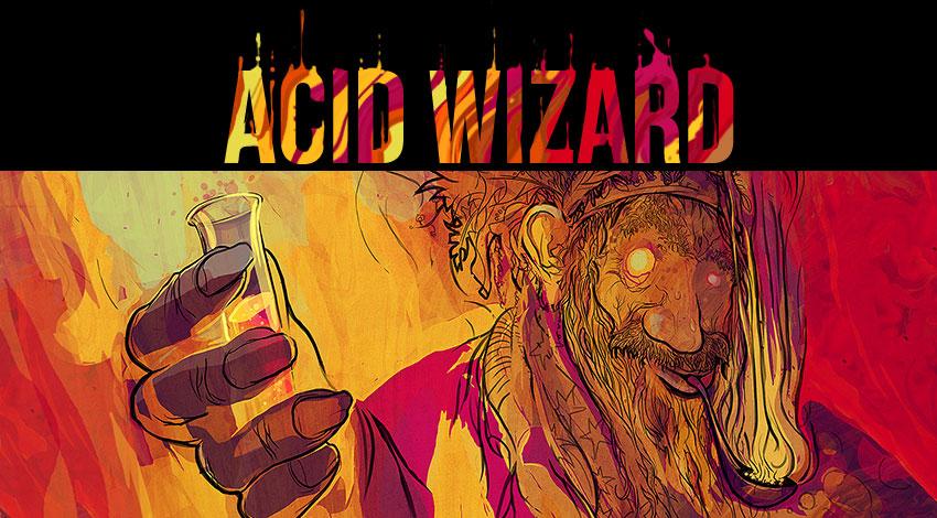 Acid Wizard Studio | Acid Wizard Studio is a small indie game dev